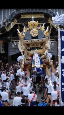 黒川様祭り2
