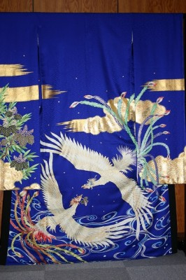 黒川様 魚吹八幡神社 ①